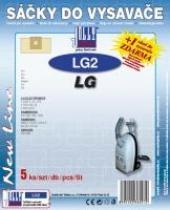 Sáčky do vysavače LG V 2600 5ks