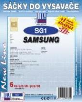 Sáčky do vysavače LG VC 1300 M 5ks