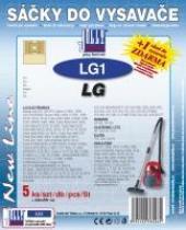 Sáčky do vysavače LG VCB 564, 574, 584, 594 5ks