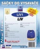 Sáčky do vysavače Liv Avant 5ks