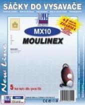 Sáčky do vysavače Moulinex Org. Gr. ES 1.01 5ks