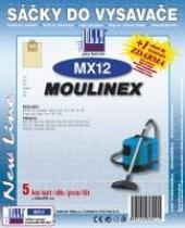 Sáčky do vysavače Moulinex Super Trio 5ks