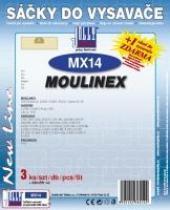 Sáčky do vysavače Moulinex System 20, 30 3ks