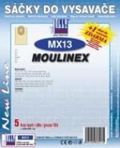 Sáčky do vysavače Moulinex Vectral 300, 400, 500 5ks