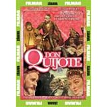 Don Quijote (Pošetka) DVD (Don Quixote)