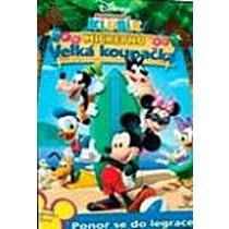 Mickeyho klubík: Mickeyho velká koupačka DVD (Mickey Mouse Clubhouse)