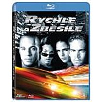 Rychle a zběsile (Blu-Ray)  (The Fast and the Furious)