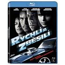 Rychlí a zběsilí (Blu-Ray)  (Fast & Furious)