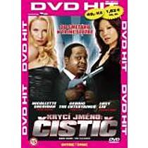 Krycí jméno: Čistič (Pošetka) DVD (Code Name: The Cleaner)