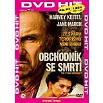Obchodník se smrtí (Pošetka) DVD (The Stone Merchant)