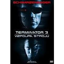 Terminátor 3: Vzpoura strojů DVD (Terminator 3: Rise of the Machines)
