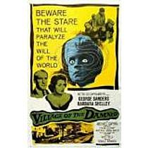 Městečko prokletých (Hororová klasika) DVD (Village of the Damned)