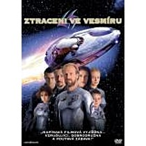 Ztraceni ve vesmíru DVD (Lost in Space)