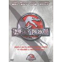 Jurský park 3 (Reedice 2009) DVD (Jurassic Park III)