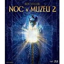 Noc v muzeu 2 (Blu-ray)  (Night at the Museum: Battle of the Smithsonian)