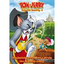 Tom a Jerry: Největší honičky 3 DVD (Tom and Jerry's Greatest Chases)