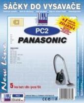 Sáčky do vysavače Panasonic AMC 8 F96 T 1000 5ks