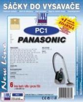 Sáčky do vysavače Panasonic MC 7100-7199 5ks