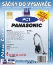 Sáčky do vysavače Panasonic MC 83, MC 88, MC 89 5ks