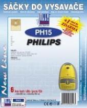 Sáčky do vysavače Philips New York 6ks
