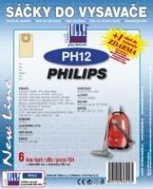 Sáčky do vysavače Philips T 300 - 800 Serie 6ks