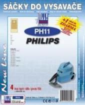 Sáčky do vysavače PHILIPS Triathlon 1300 4ks