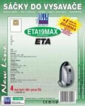 Sáčky do vysavače Rowenta RO 3427 Compacteo textilní 4ks