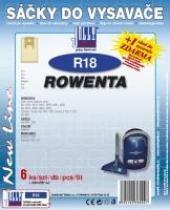 Sáčky do vysavače Rowenta RO 4065, 4068, 4075 6ks