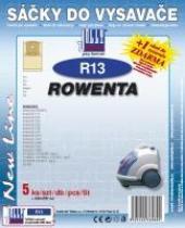 Sáčky do vysavače Rowenta VZ 92 D 70, VZ 92760 typ D 5ks