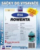 Sáčky do vysavače Rowenta ZR 804, ZR 814 3ks