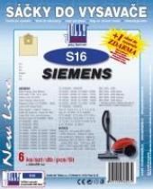 Sáčky do vysavače Siemens Blue Motion 6ks