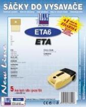 Sáčky do vysavače Turbofee ETA 3400 5ks