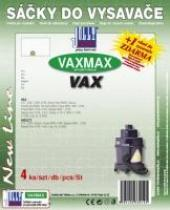 Sáčky do vysavače VAX Active Vax 6800 textilní (VAXMAX) 4ks