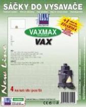 Sáčky do vysavače VAX V 1100 textilní (JOLLY VAXMAX) 4ks