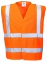 TAKOS Vesta FR výstražná reflexní pruhy nehořlavá oranžová
