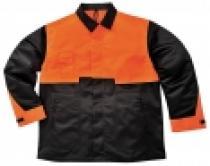 TAKOS Blůza OAK pro práci s motorovou pilou černo/oranžová
