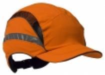 PROTECTOR Čepice se skořepinou FB3 HV standardní štítek výstražně oranžová