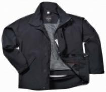 TAKOS Bunda bomber GT33 GORE-TEX® Tuscon do pasu s kapucí černá