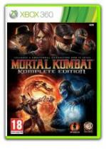 Mortal Kombat - Komplete Edition (Xbox 360)