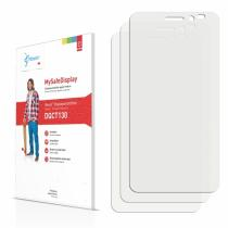 3x Vikuiti MySafeDisplay Screen Protector Prestigio MultiPhone 5400 DUO