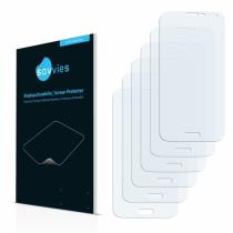6x SU75 UltraClear Screen Protector Samsung Galaxy S5