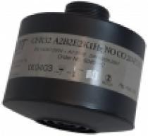 Scott Safety Filtr PRO2000 CFR32 A2B2E2K1 Hg NO CO20 P3 zúžený vstup foliové balení se závitem 40