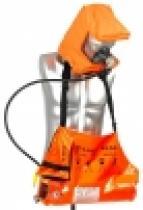 Scott Safety Únikový dýchací přístroj ELSA 15-B tlaková láhev 15 min taška oranžová