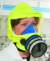 Sundström Safety Úniková maska SR 77 ABEK1-CO-P3 mobilní provedení modrá taštička