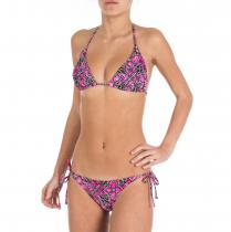 Rip Curl Indica Tri Set knockout pink
