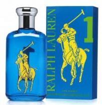 Ralph Lauren The Big Pony Woman 1 Blue EdT 100 ml