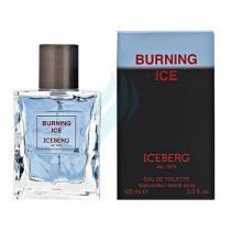 Iceberg Burning Ice EdT 100ml M