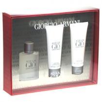 Giorgio Armani Acqua di Gio Pour Homme EdT M - Edt 50ml + 75ml AS + 75ml SG