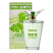 Miss Sporty Pump Up Booster EdT 100ml W