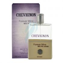 Chevignon Forever Mine Into The Legend EdT 100ml W